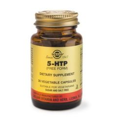 SOLGAR - 5-HTP TRYPTOPHAN (Anxiety & Appetite)