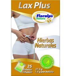 FLORALP'S - LAX PLUS (Laxative infusion)