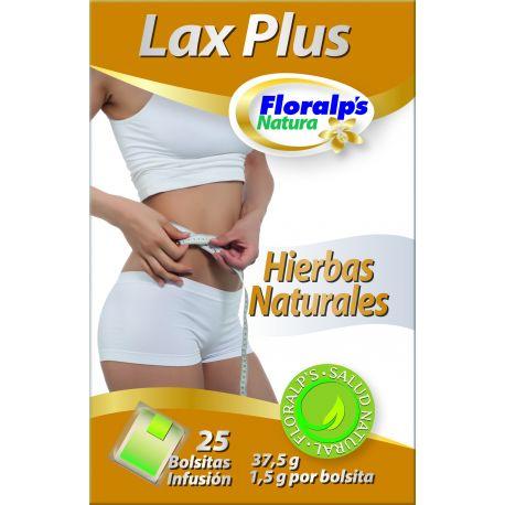 FLORALP'S NATURA - LAX PLUS (Infusión laxante)