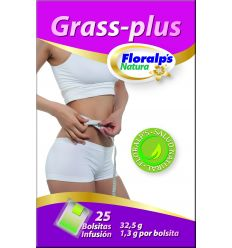 FLORALP'S - GRASS PLUS (Fat burning infusion)