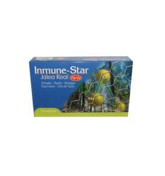 MONTSTAR – INMUNE-STAR FORTE ROYAL JELLY (Defenses & Energy)