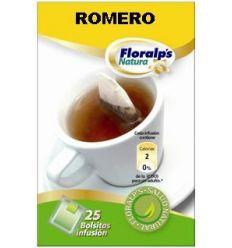 FLORALP'S NATURA - ROSEMARY (Toning infusion)