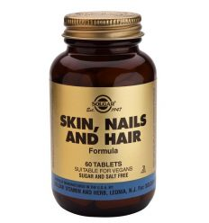 SOLGAR – SKIN, NAILS AND HAIR (Collagen & Keratin)