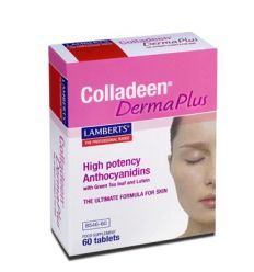 LAMBERTS – COLLADEEN DERMA PLUS (Nutricosmetic aging solar protection)