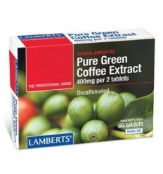 LAMBERTS – GREEN COFEE EXTRACT (Fat Burning)