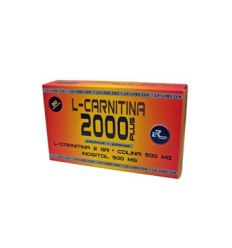 LR LABS - L-CARNITINA 2000 PLUS (Fat burner)