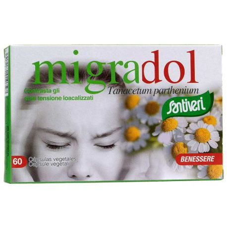 SANTIVERI – MIGRADOL (Migraine & Analgesic)