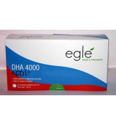 EGLE - DHA 4000 NPD1 (Omega 3 Fatty acid)