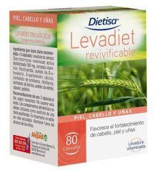 DIETISA – LEVADIET REVIVIFICABLE (Cabello, piel & uñas))