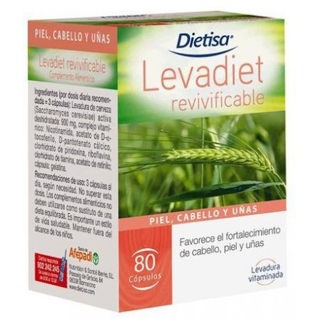 DIETISA – LEVADIET REVIVIFICABLE (VITAMINAS)