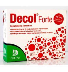 DIMEFAR – DECOL FORTE (Colesterol)