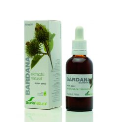SORIA NATURAL - BURDOCK EXTRACT (Purifier & Diuretic)