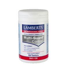 LAMBERTS - MULTI-GUARD® CONTROL (REDUCE LAS GANAS DE COMER ENTRE HORAS)