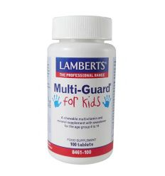 LAMBERTS – MULTI-GUARD® FOR KIDS (Multinutrientes Niños)