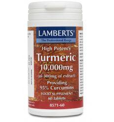 LAMBERTS – CÚRCUMA TURMERIC (Antioxidante & Anticancerigeno)