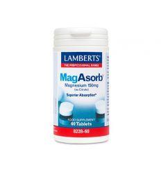 LAMBERTS - MAGABSORB® (MAGNESIO)