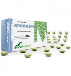SORIA NATURAL – SPIRULINA (Energy)