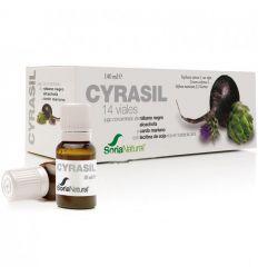 SORIA NATURAL – CYRASIL VIALES (Depurativo & Desintoxicante)