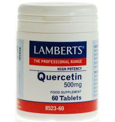 LAMBERTS – QUERCITINA (ANTIOXIDANTE PROTECTOR DEL CORAZÓN)
