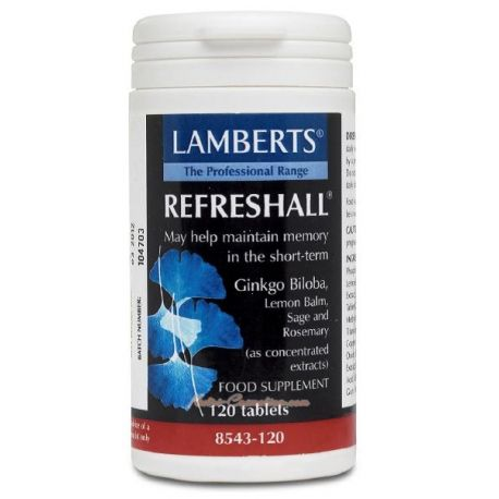 LAMBERTS – REFRESHALL (MEMORIA Y SISTEMA CIRCULATORIO PERIFÉRICO)