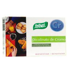 SANTIVERI – PICOLINATO DE CROMO (ADELGAZANTE Y REGULADOR DEL AZUCAR)