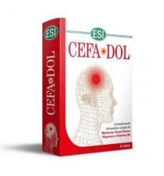 TREPAT DIET – CEFADOL (DOLOR DE CABEZA)