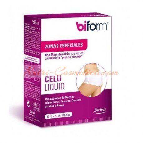 DIETISA – BIFORM CELU LIQUID (Cellulite & Circularoty)