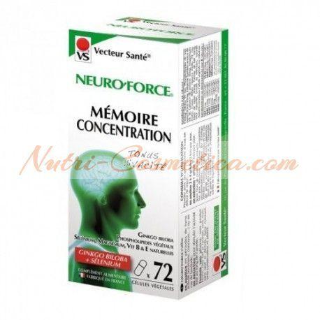 VECTEUR SANTÉ – NEURO FORCE (Cerebro & Memoria)