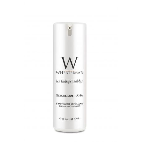 WHERTEIMAR - GLYCOLIQUE + AHA's TRAITEMENT EXFOLIANT (PEELING GLICÓLICO)