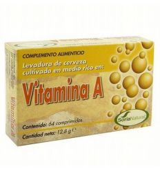 SORIA NATURAL - VITAMIN A (Retinol)