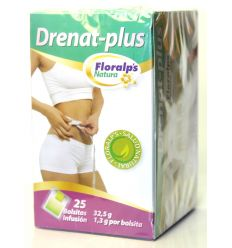 FLORALP'S - DRENAT-PLUS (Draining Infusion)