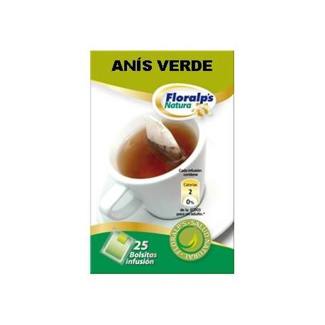 FLORALP'S - GREEN ANISE (Infusion)