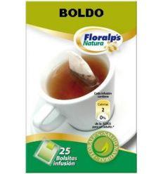 FLORALP'S NATURA - BOLDO (Infusión estreñimiento)