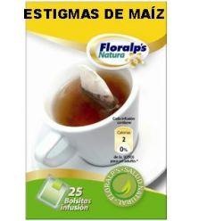 FLORALP'S NATURA - ESTIGMA DE MAÍZ (Infusión)