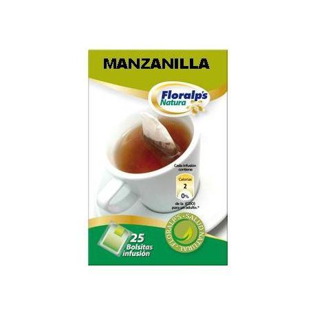 FLORALP'S NATURA - MANZANILLA (Infusión)