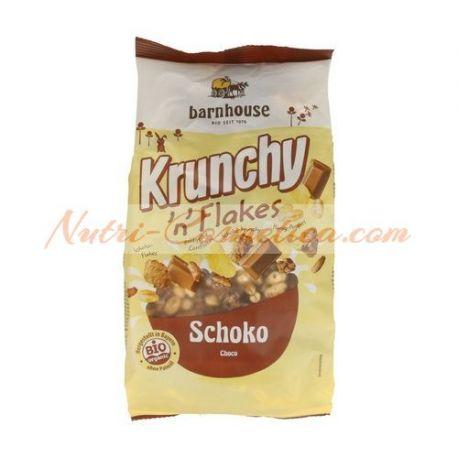 KRUNCHY FLAKES CHOCOLATE 375 Grs.