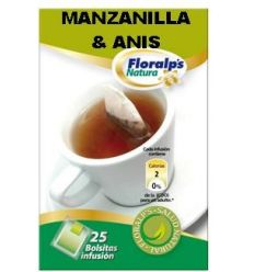 FLORALP'S - CHAMOMILE & ANISE (Infusion)