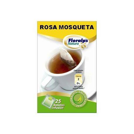 FLORALP'S - ROSA MOSQUETA (Infusión)
