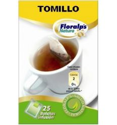 FLORALP'S - THYME (Infusion)
