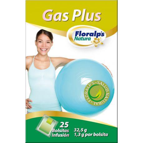 FLORALP'S - GAS PLUS (Flatulence infusion)