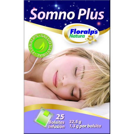 FLORALP'S - SOMNO PLUS (Relax infusion)