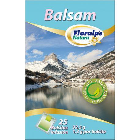 FLORALP'S NATURA – BALSAM PLUS (Infusión respiratoria)