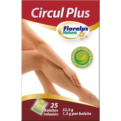FLORALP'S NATURA – CIRCUL PLUS (Varicose Veins infusion)