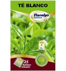 FLORALP'S NATURA - WHITE TEA (Skin care infusion)