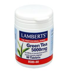LAMBERTS – GREEN TEA 5000 MG (Weight Loss & Fat Burning)