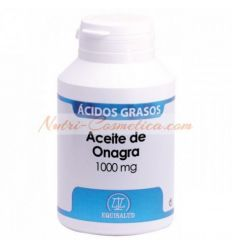 ACEITE DE ONAGRA ORGANICO 120 Caps 1000mg