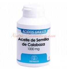 ACEITE DE SEMILLAS DE CALABAZA 120 Caps. 1000mg