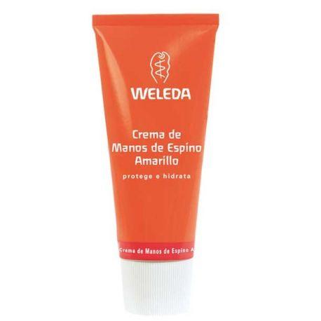 WELEDA – SEA BUCKTHORN HAND CREAM (Protective & Moisturing)