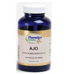 FLORALP'S - AJO - Aceite Macerado (Hipertension, Colesterol & Gripe)