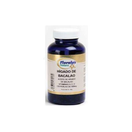 FLORALP'S – HÍGADO DE BACALAO (Visión, Hipertensión, Diabetes & Articulaciones)